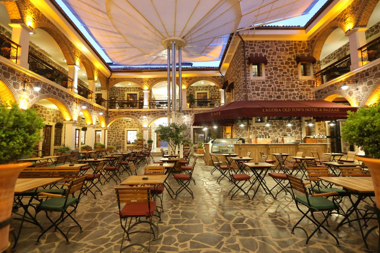 Lagora Old Town Hotel & Bazaar
