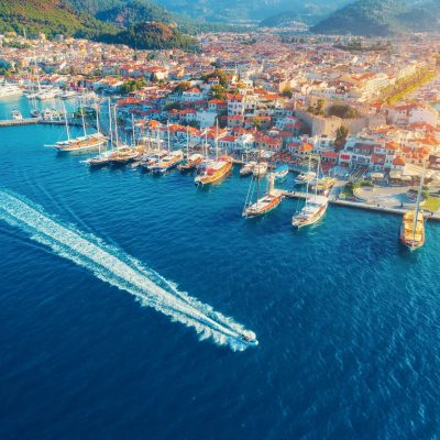 MARMARIS-FETHIYE 4 DAYS 3 NIGHTS BY FLIGHT
